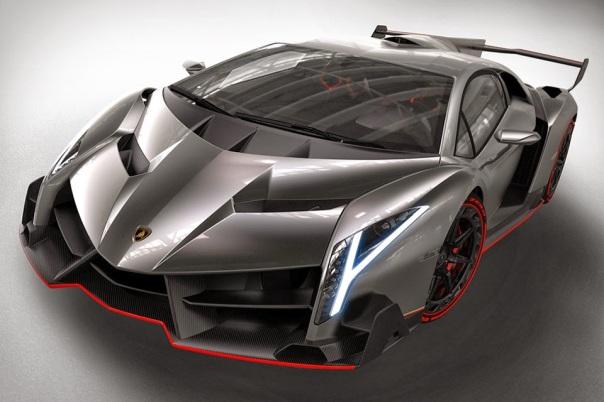 Lamborghini Veneno (US$ 4 Juta atau Rp. 41,06 miliar)