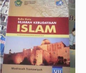 Buku SKI kelas VII MTs Kurikulum 2013, PBNU minta segera dicabut