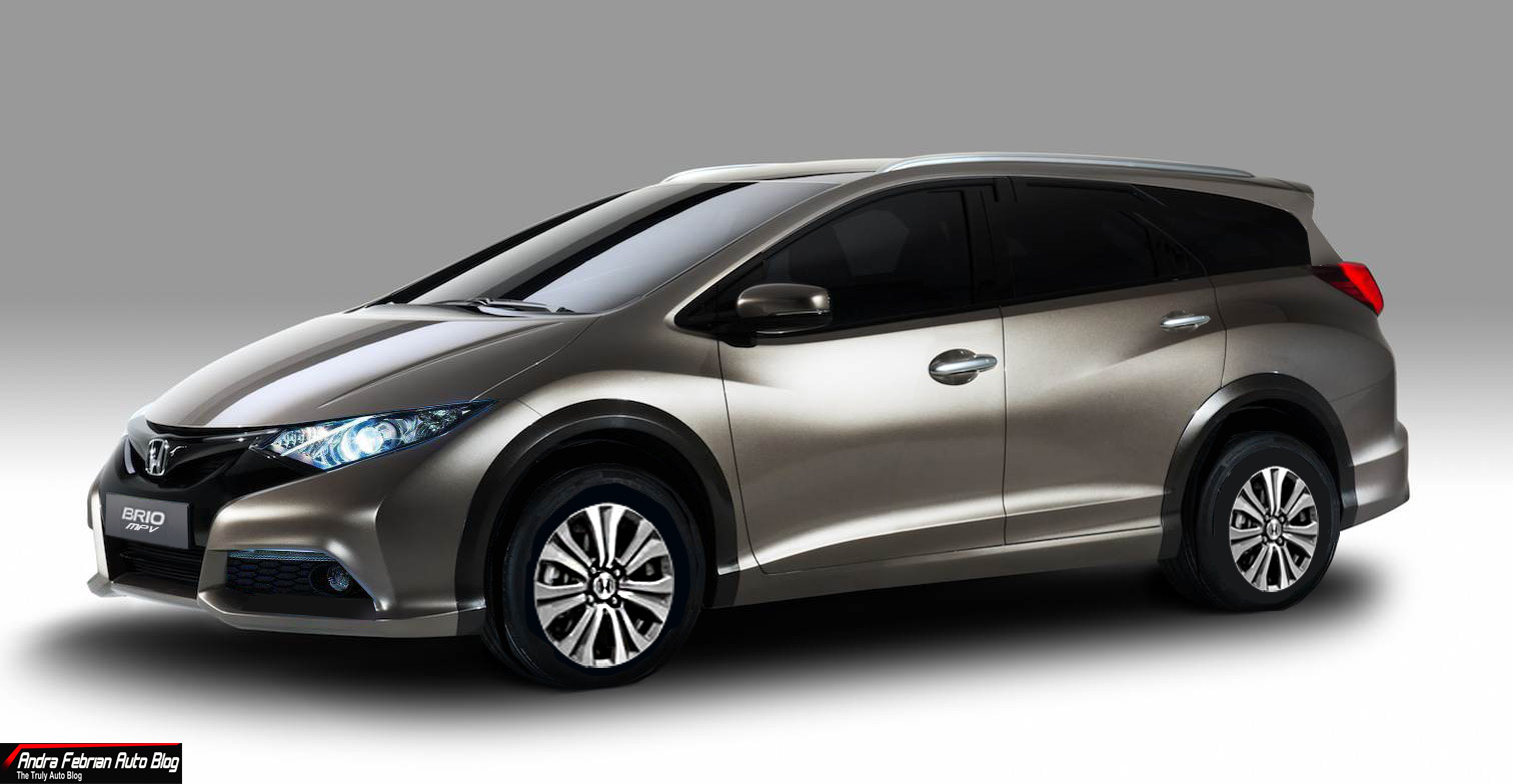 Bisa 25 Km/Liter, Honda Jade MPV Irit Bangeet…!