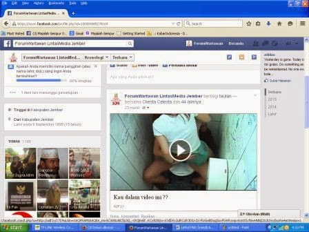 Virus Spam Video Porno Serang Akun Facebook Indonesia