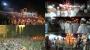 Peringati 1 Muharram, Ribuan Santri Sukorejo Hanyut dalam lantunan Sholawat dan PawaiObor