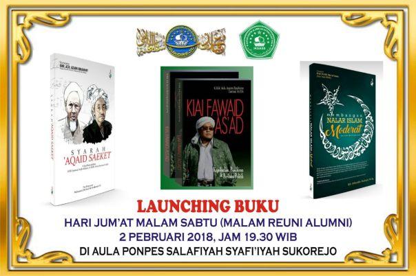 Serambimata Com Reuni Alumni Dalam Rangka Haul Majemuk Para Masyayikh Dan Keluarga Besar Pondok Pesantren Salafiyah Syafiiyah Sukorejo Situbondo Akan
