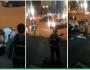 Santri Berpeci Digeledah Polisi Berakhir Selfi, Masih JadiGorengan