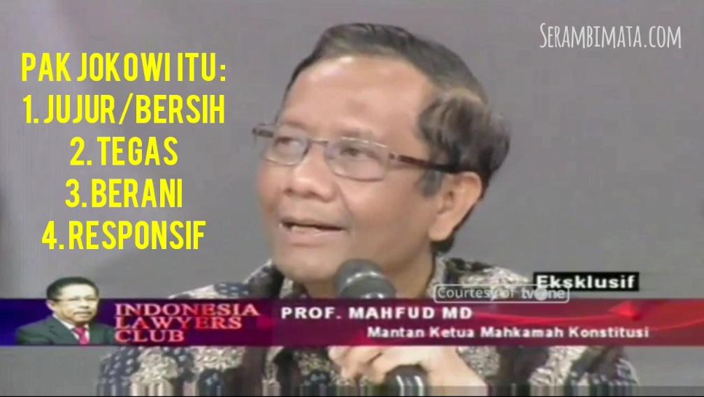 Ikut Mahfud MD, Ribuan Guru Diniyah se-Jatim Solid Dukung Jokowi
